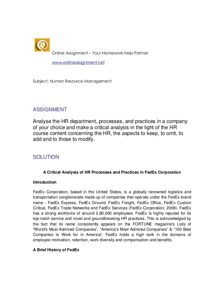 application letter of an hrm graduate