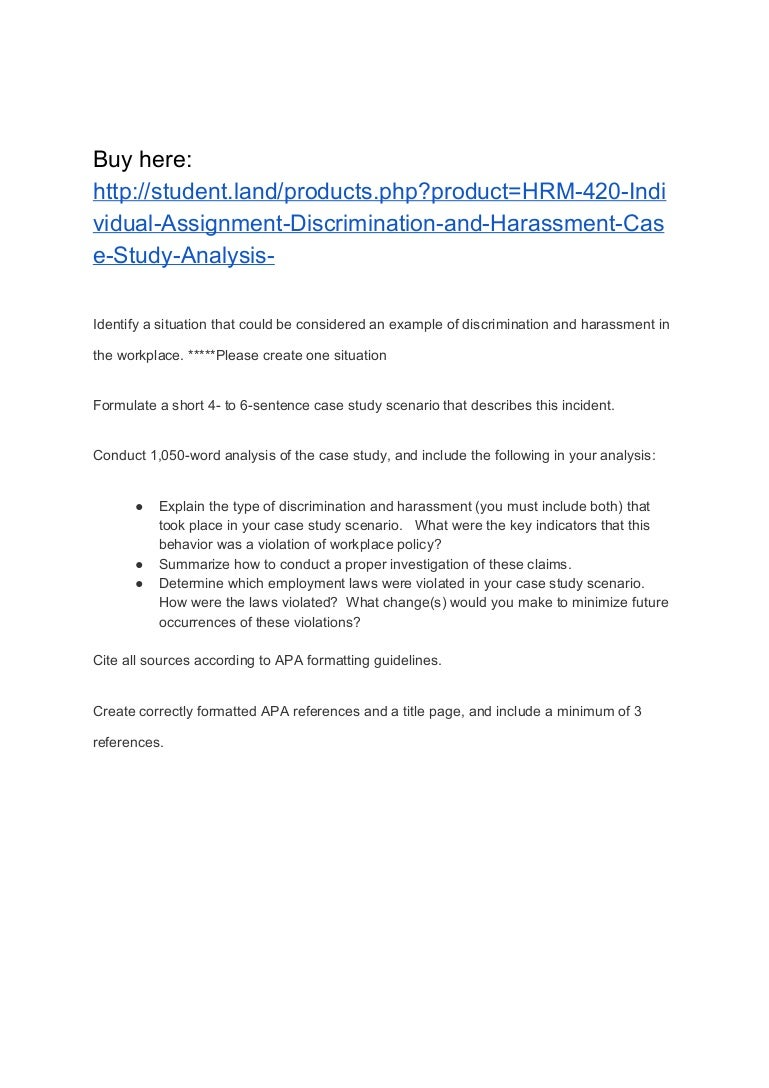 Apa essay reference page example
