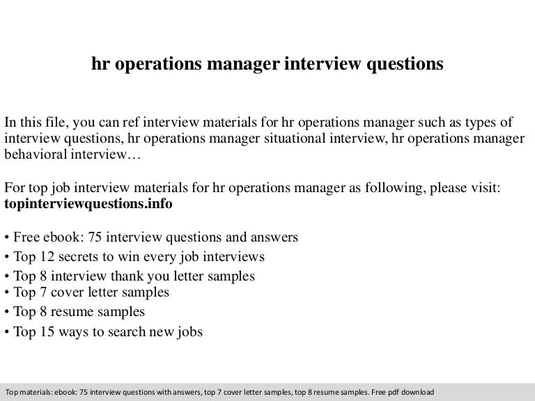 Call center manager interview questions.
