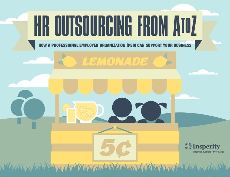 Hr Outsourcing From A To Z