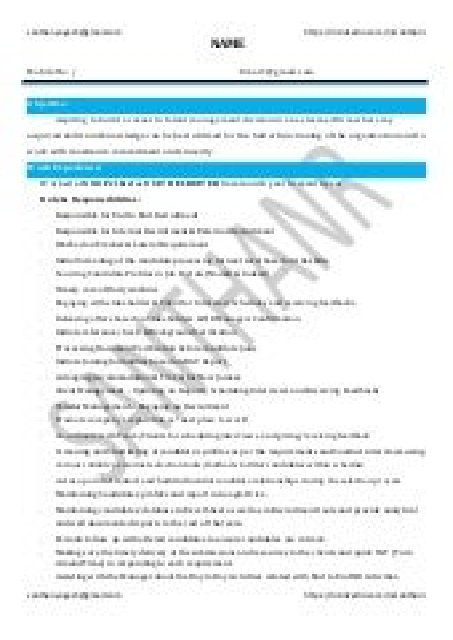 humar resources hr recruiter resume template