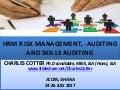 HR Risk Management_HRM Auditing_Skills Auditing