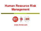HR Risk Management