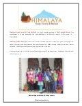 HIMALAYA STUDY CENTRE