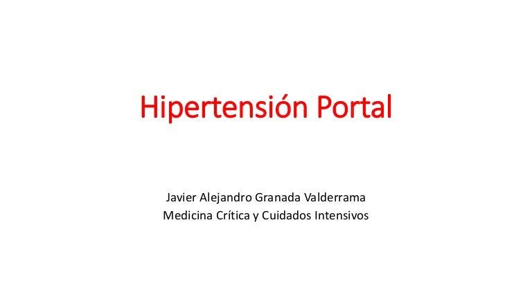 Mecanismo de acción de la somatostatina en la cirrosis de hipertensión portal