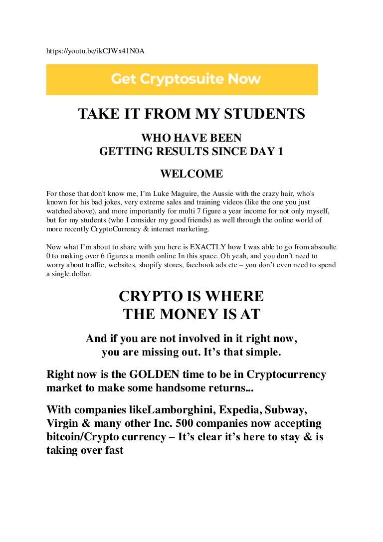 make cryptocurrency free