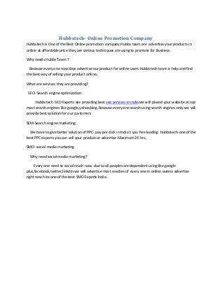 Experts SEO Company India - SEO India - SEO Services India