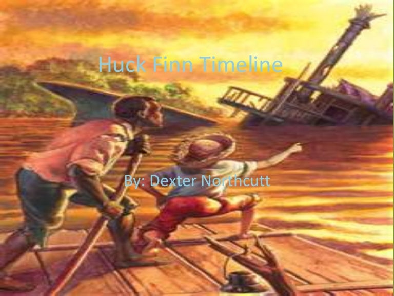 Irony in The Adventures of Huckleberry Finn  Examples   Quotes