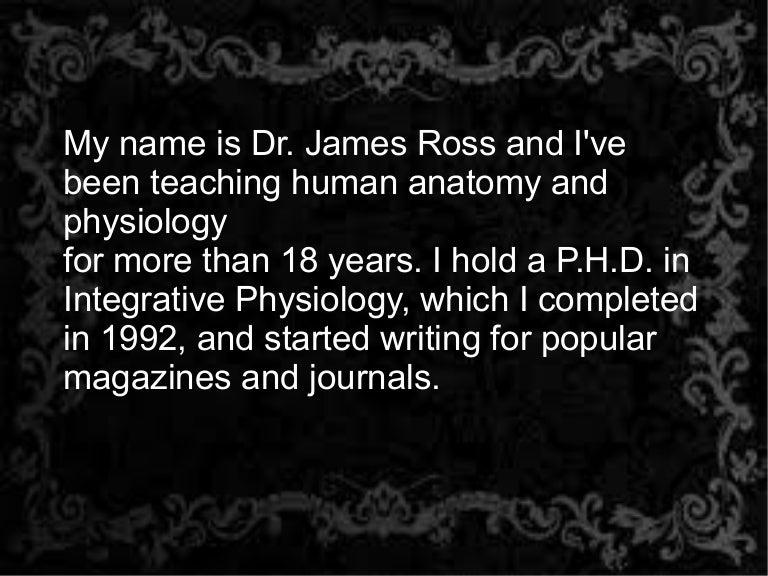 Human Anatomy Course