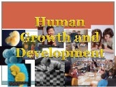 Human growth and development-