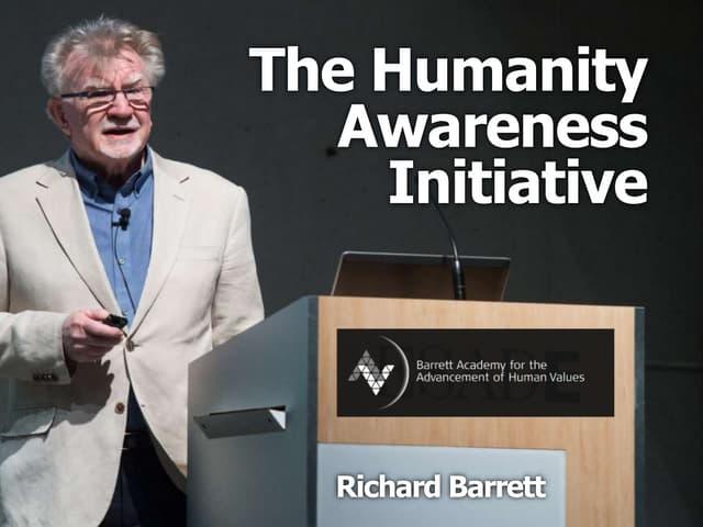 Humanity Awareness Initiative 2021 Feb 9 Full Version