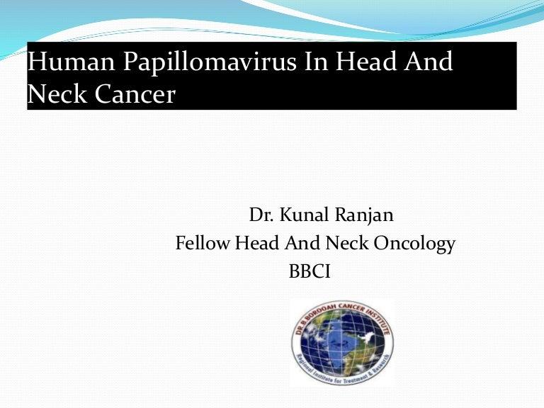 Hpv fej- és nyaki rákban ppt