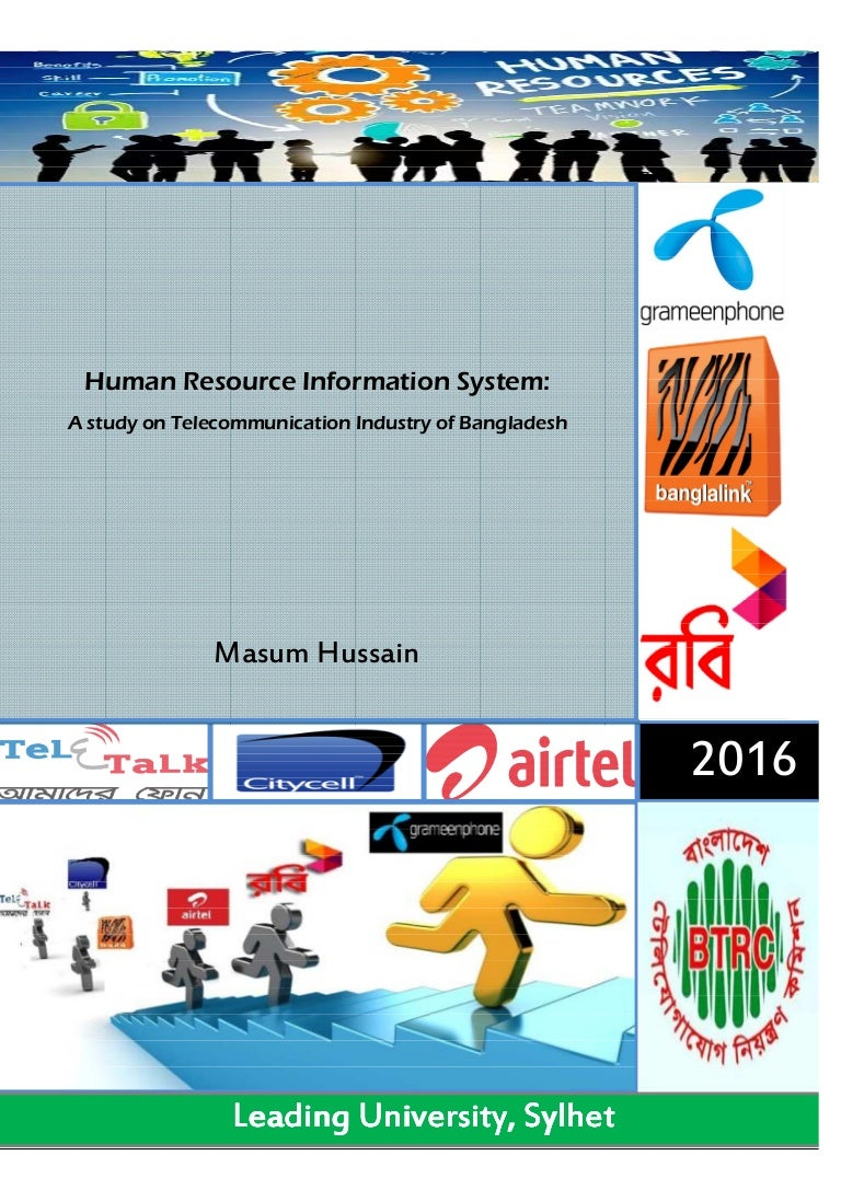 Human resource information system a study on telecommunication indus fandeluxe Image collections