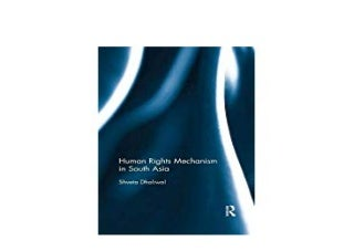 BOOK_KINDLE LIBRARY Human Rights Mechanism in South Asia ([Read]_online)