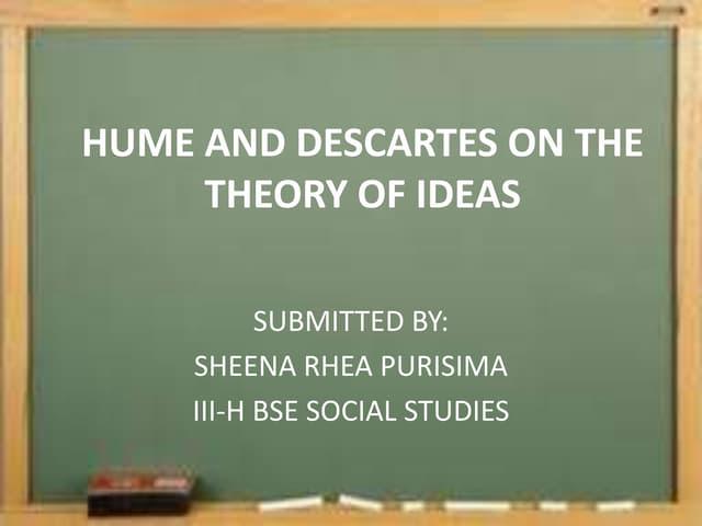 La Credenza Nel Mondo Esterno Hume : Ragione ed esperienza nel pensiero inglese hobbes