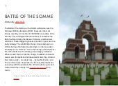 Battle of the Somme by John Hunt