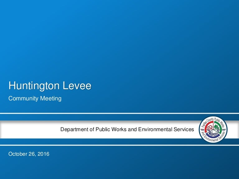 Drainage and Erosion Control Mobilization of Construction: USA Corps of Engineers