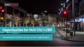 Lower Hutt City CBD - Developing resilience & success for stakeholders