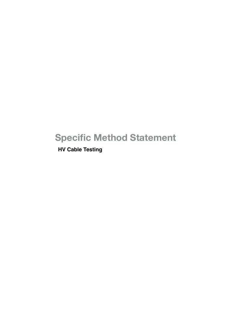 Method Statement Template Doc. 11 Word 2010 Statement Template Free  Download Free Premium. Lifting Plan. Test Plan 24 Sample Test Plan Test  Planning Test ...  Method Statement Template Doc
