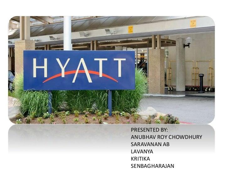Hyatt Hotel Corp