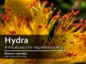 Hydra: A Vocabulary for Hypermedia-Driven Web APIs