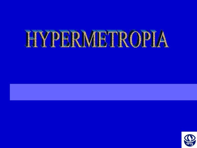 Hyperopia - tünetek és kezelés