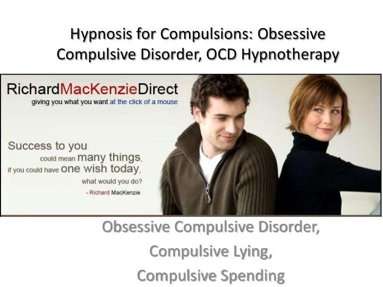 Hypnotherapy For Compulsions: OCD, Obsessive Compulsive ...