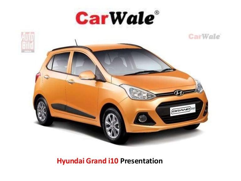 Hyundai Grand i10 Presentation by CarWale