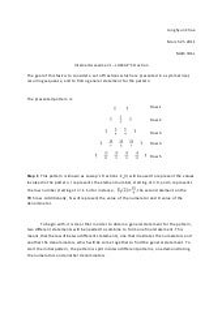 Ib maths portfolio tasks 2012 Homework Sample - September 2019