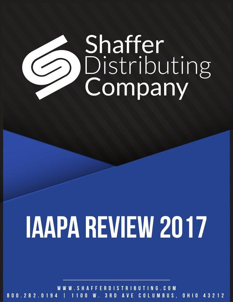 IAAPA Review 2017