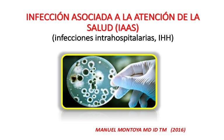 infección ocular 2016