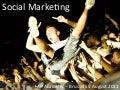 IAB Academy social marketing August 2011