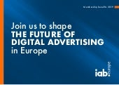 IAB Europe Membership Brochure 2019