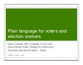 IACREOT - Plain language for voters...