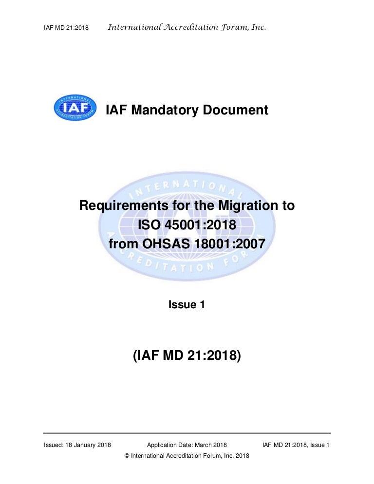 Iaf md-21-2018-migrazione-a-iso-45001