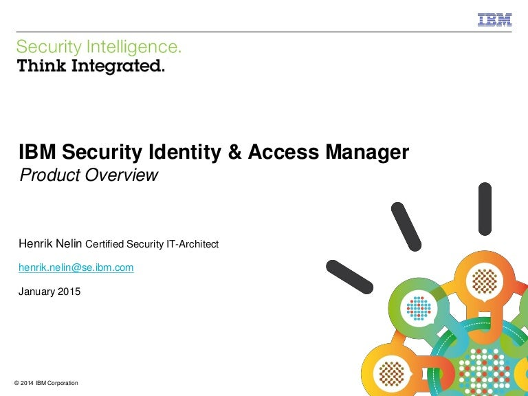 IBM Security Identity & Access Manager