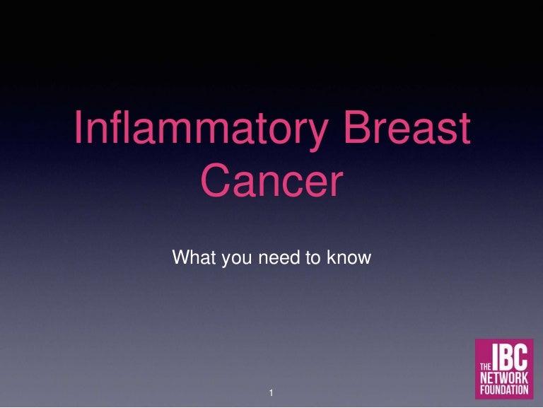 Breast surgery that mimics inflammatory cancer