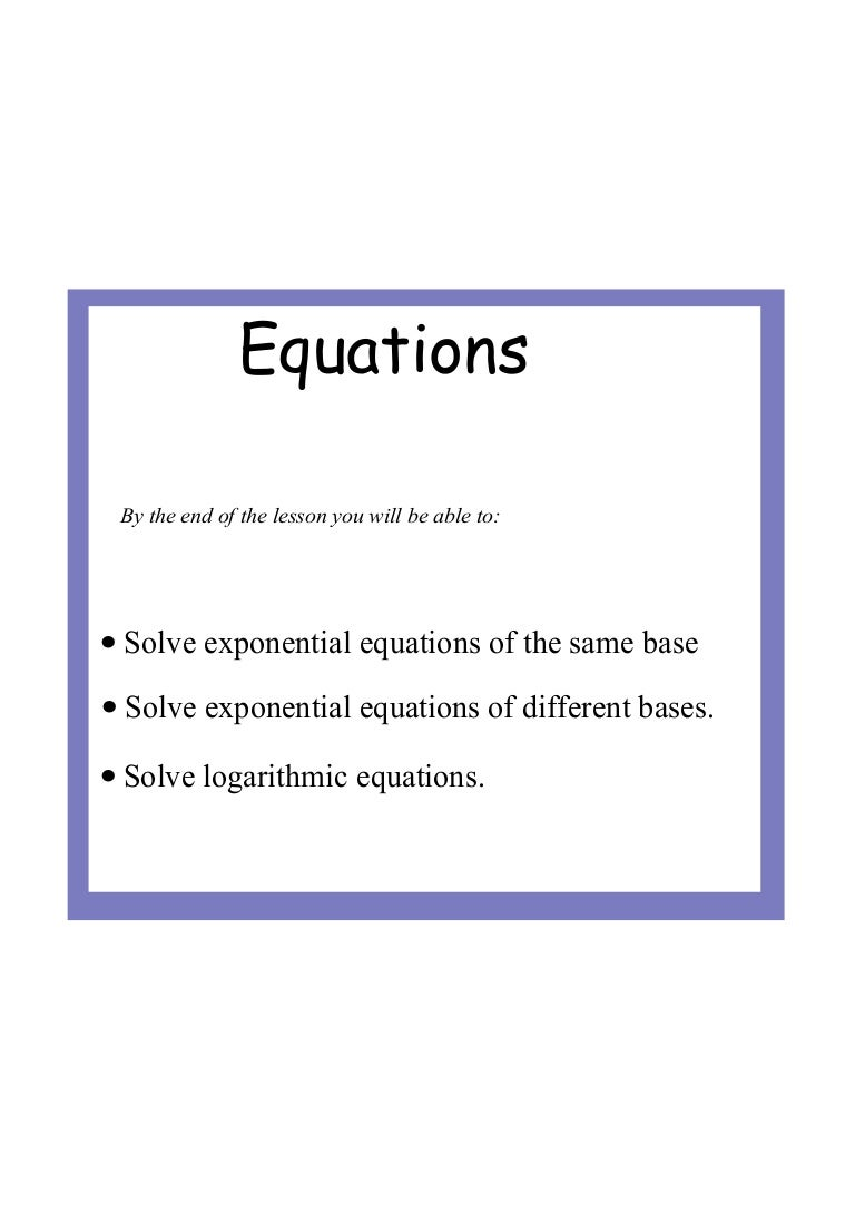 worksheet Solving Exponential And Logarithmic Equations Worksheet ib maths sl logarithmic equations