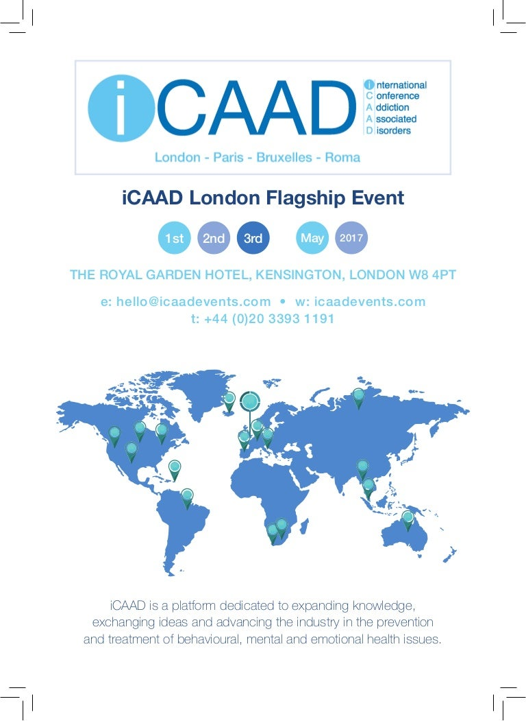 Our flagship event icaad london takes on place may 1st 2nd and 3rd 1betcityfo Images