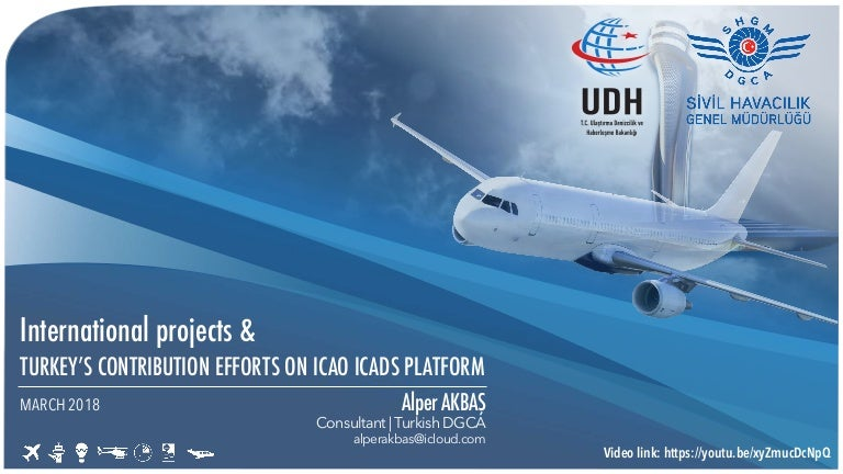 March 2018 -ICAO NGAP Turkey Coordination Meeting Presentation