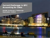 Current Challenges in GPC Accounting for Cities | Morten Hojer
