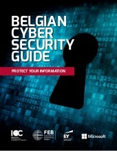 Belgian Cyber Security guide - version UK