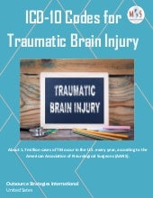 ICD-10 Codes for Traumatic Brain Injury (TBI)