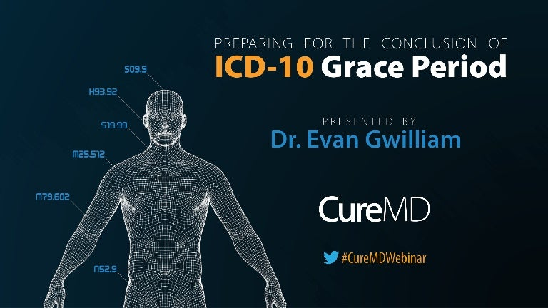 Preparing for the Conclusion of ICD-10 Grace Period