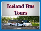 Iceland bus tours