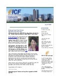 ICF Colorado Newsletter: April 2015