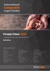 ICLG Private Client 2020