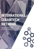 International Cleantech Network (ICN) - Booklet