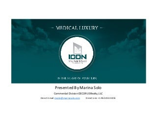 ICON Medical Tower For Sale or Lease in Aventura