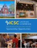 ICSC 2013 Sponsorship Kit
